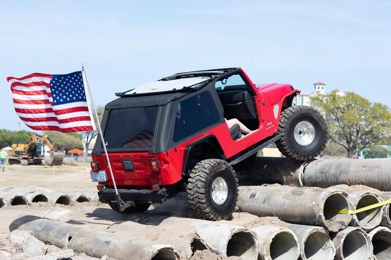 2018 Myrtle Beach Jeep Jam