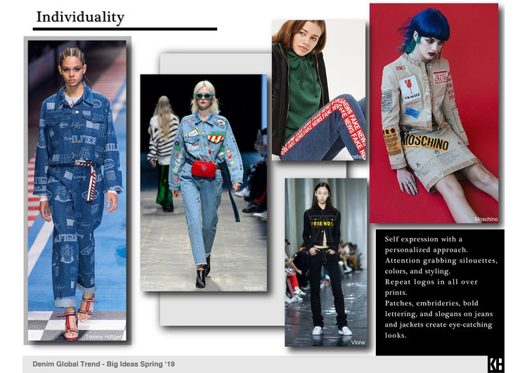 Spring 2019 Denim Trend Kimberly Beck