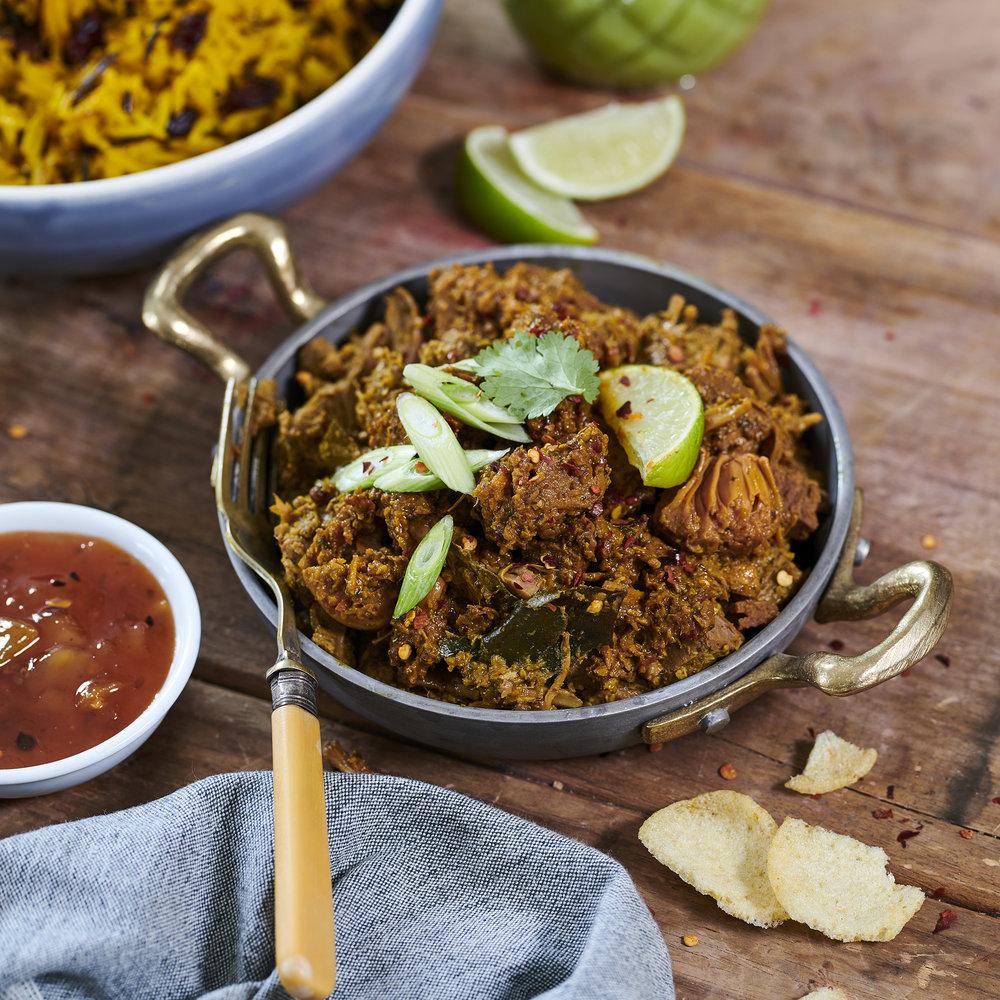 Vegan Rengang - Vegan Malaysian food