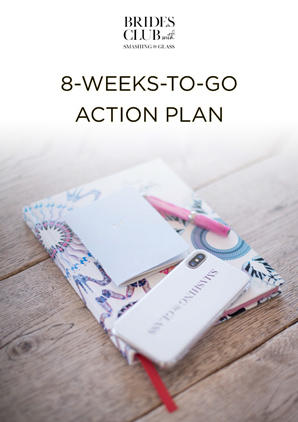 8 Weeks to Go Action Plan