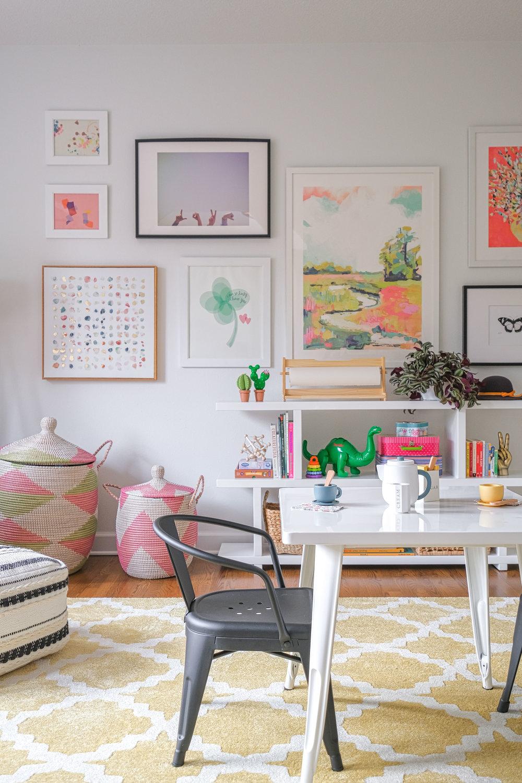 Modern Cheerful Playroom by Harper Rae Design Co (5)