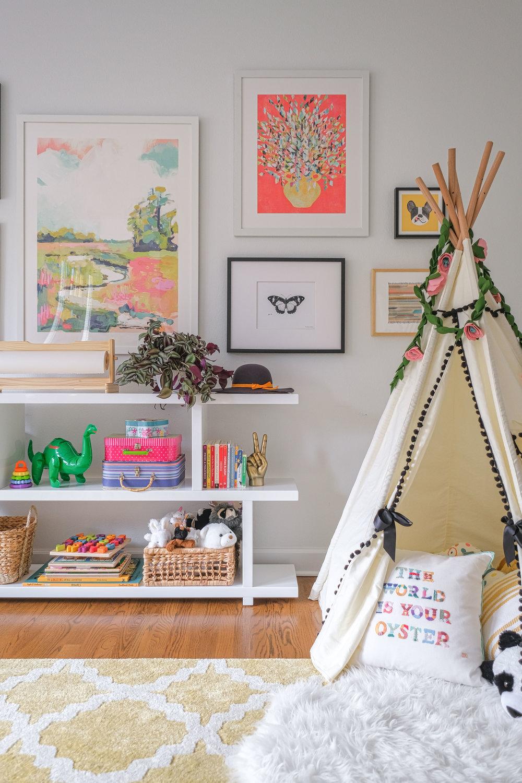 Modern Cheerful Playroom by Harper Rae Design Co (6)