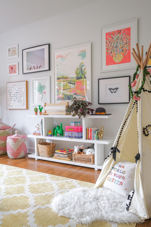 Modern Cheerful Playroom by Harper Rae Design Co (7)