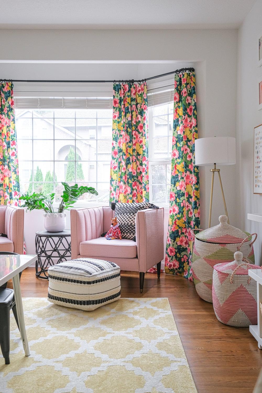 Modern Cheerful Playroom by Harper Rae Design Co (11)