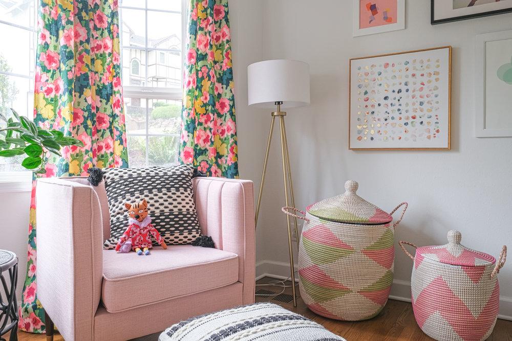 Modern Cheerful Playroom by Harper Rae Design Co (12)