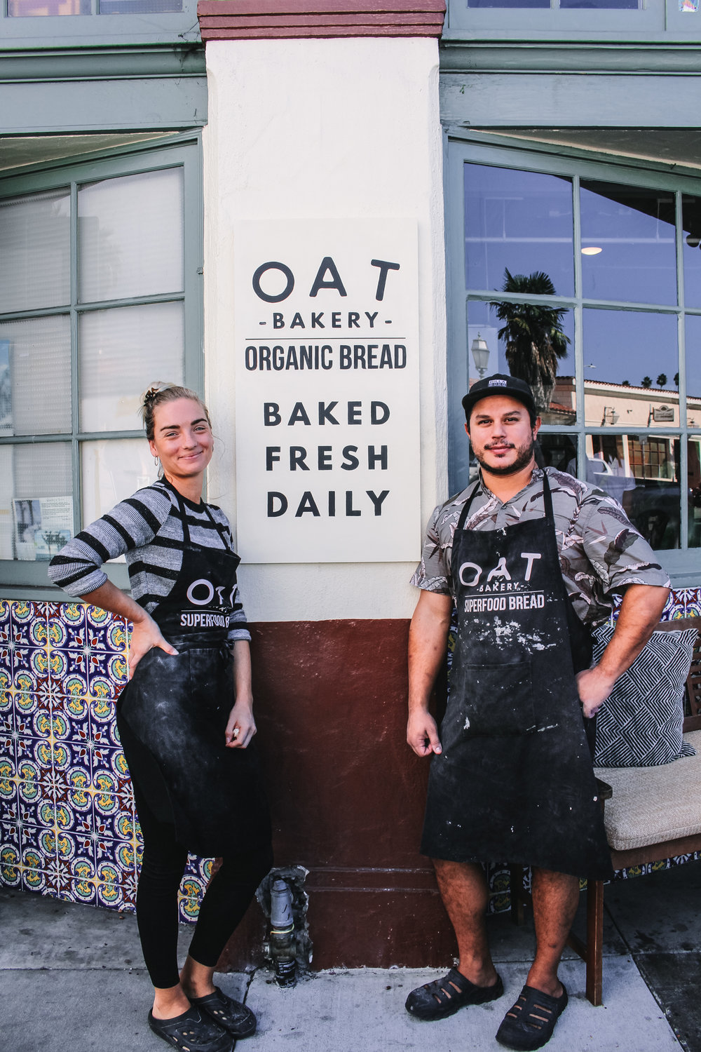 EP 4 — Starting A Superfood Bakery with Oat Bakery Founders, Louise Ulrich & Lou Fontana