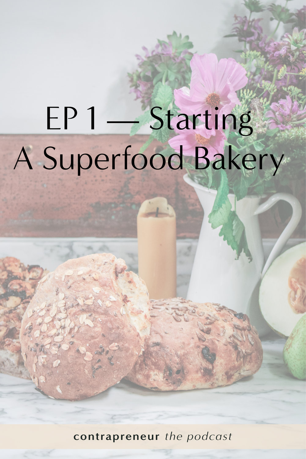 Starting A Superfood Bakery