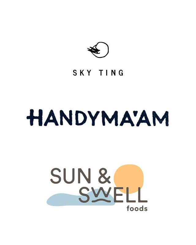 Coming up! We're super excited to share EP 5 with healthy snack food company @sunandswellfoods , EP6 with women's workwear brand @handymaamgoods (yes PLEASE and thank you!) and EP7 with all-star yoginis turned contrapreneurs @skytingyoga.⠀ ⠀ Who do you want to hear from? DM me if there's any particular business you'd love to see on the show. Some of you have been doing this already and I love the suggestions! 💌🎧⚡️ — @sarahdanu