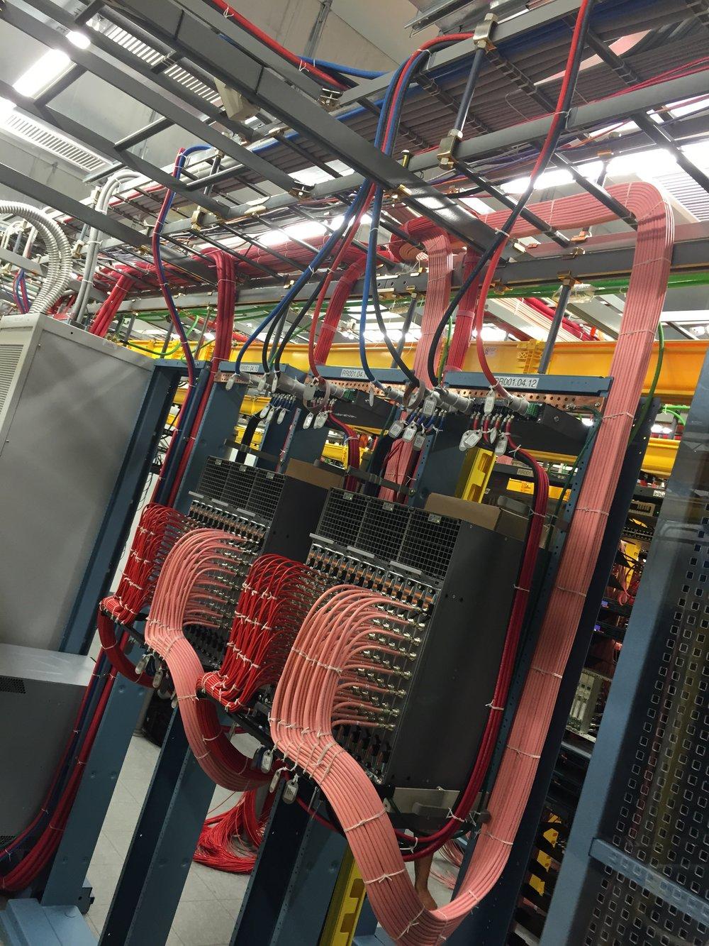 Low Voltage Wiring Blue Cable Home La
