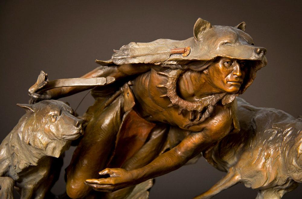 Prairie Allies, Native American Art