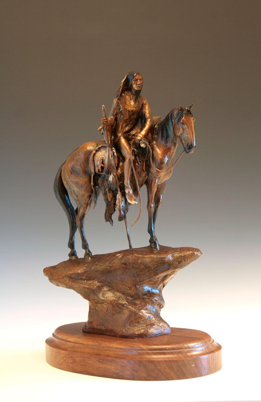 Changing Horizons, Native American Art