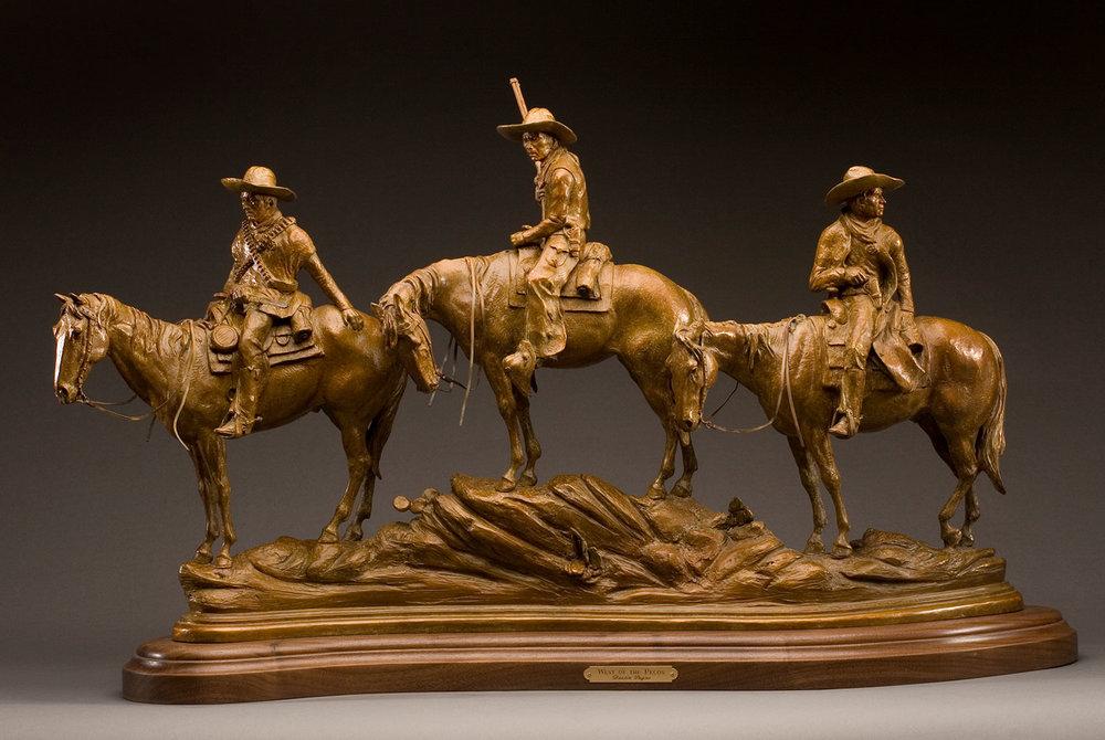 West of the Pecos, Cowboy Art, Western Art
