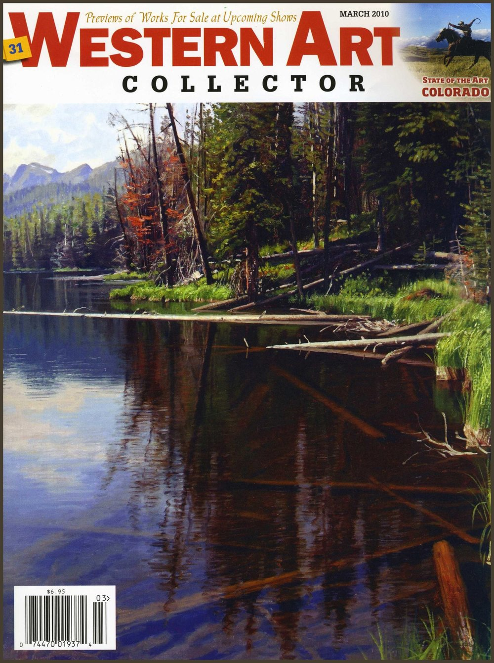 Western Art Collector | March 2010