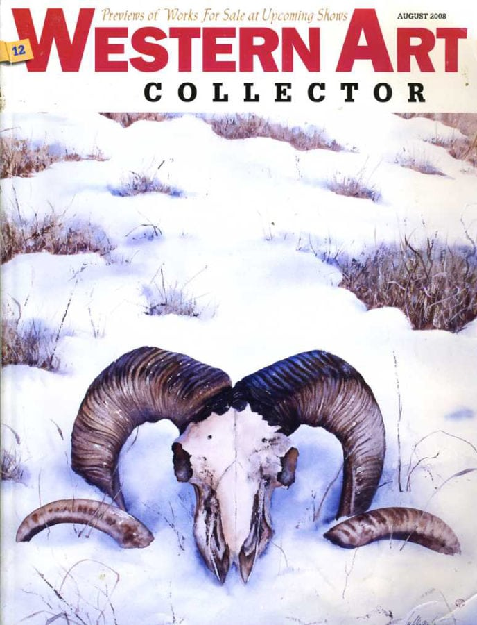 Western Art Collector | August 2008
