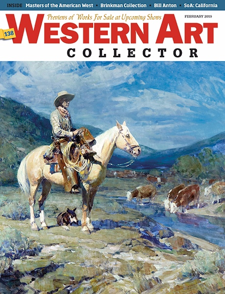 Western Art Collector | February 2019