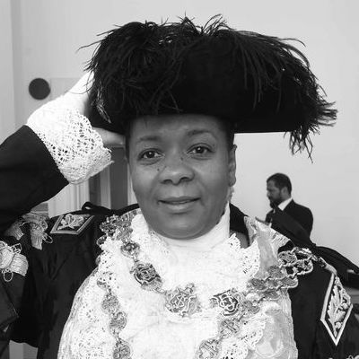 Lord Mayor Yvonne Mosquito