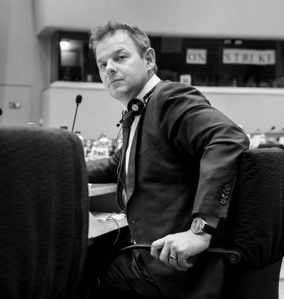 Dan Dalton MEP