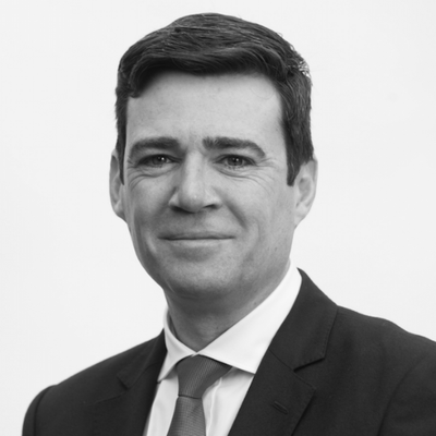 Mayor Andy Burnham