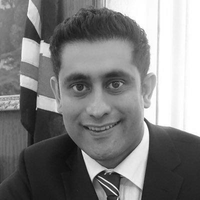 Councillor Rishi Shori