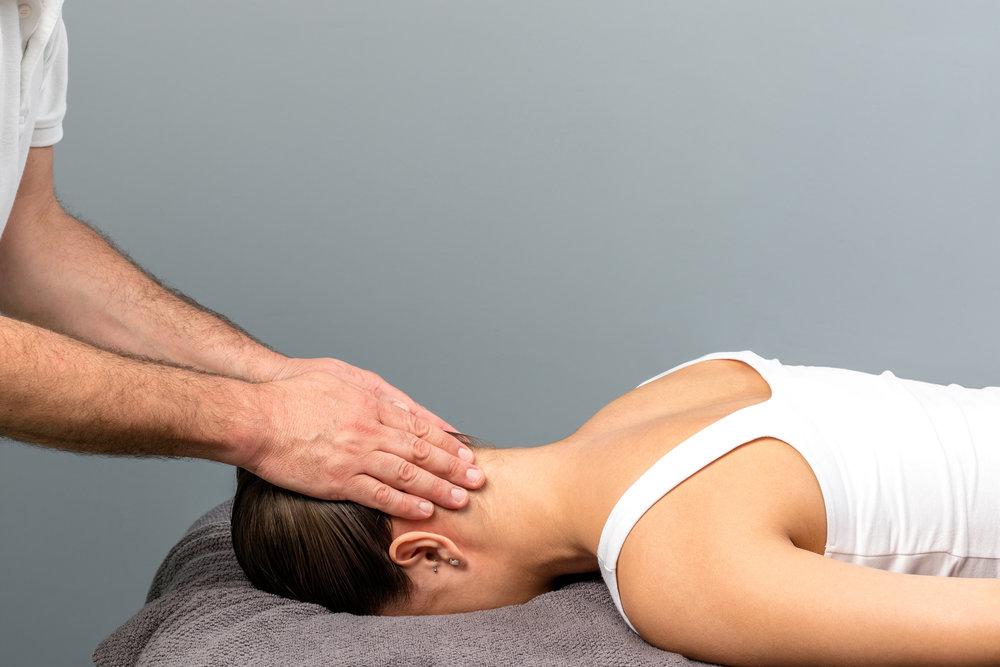 Massage Therapy — Downtown Toronto Wellness