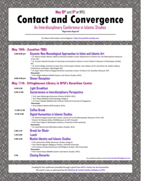 Contact and Convergence