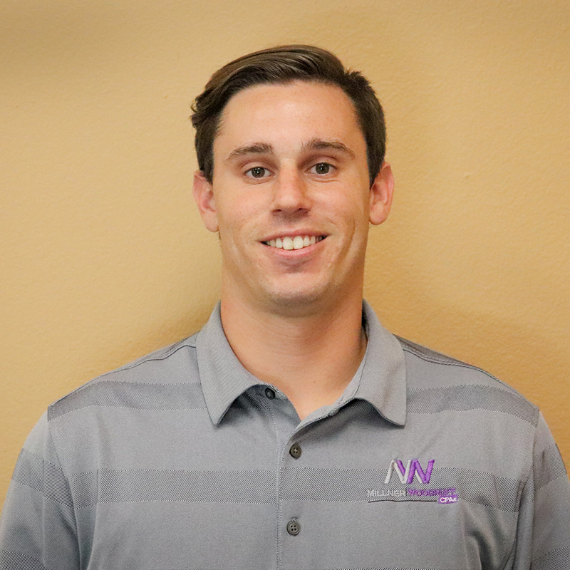 Tyler Mouton - Tax & Audit - Tyler began his career in accounting at Millner|Woodruff CPAs, as an intern while finishing up school. Once graduated from Ouachita Baptist University (OBU) with a double major in accounting and sports management, he began working as a full time employee at the firm. Tyler is currently working towards completing his CPA exam requirements, and continues to grow as he keeps up to date in the fields of tax preparation and auditing. His responsibilities include tax return preparation and engaging in audits the firm performs.Tyler and his wife, Alexa, both graduated from OBU, enjoy being active outdoors no matter what the activity may be, spending time with family, and love being with their German Shepard, Beckham. Tyler was a four year collegiate soccer player at OBU, earning both academic and athletic honors, including being named a 2016 Division II All-American. Any time of the year, you can find him and his wife to be active in local sports leagues such as volleyball, kickball, soccer, and more.