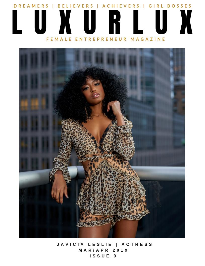 Luxur Lux Magazine Issue 9 -