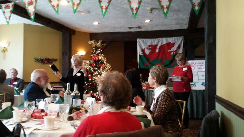 WSWNE Christmas Luncheon