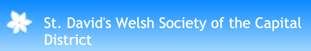 St. David's Welsh Society of the Capital District (Albany NY)