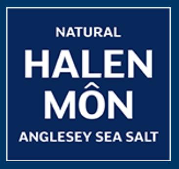 Halen Mon logo