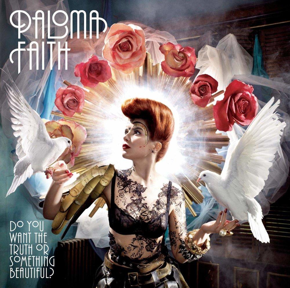 Paloma Faith - Do You Want the Truth or Something Beautiful?