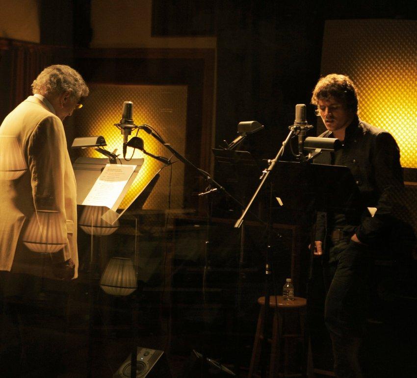 Tony Bennett & Dani Martin