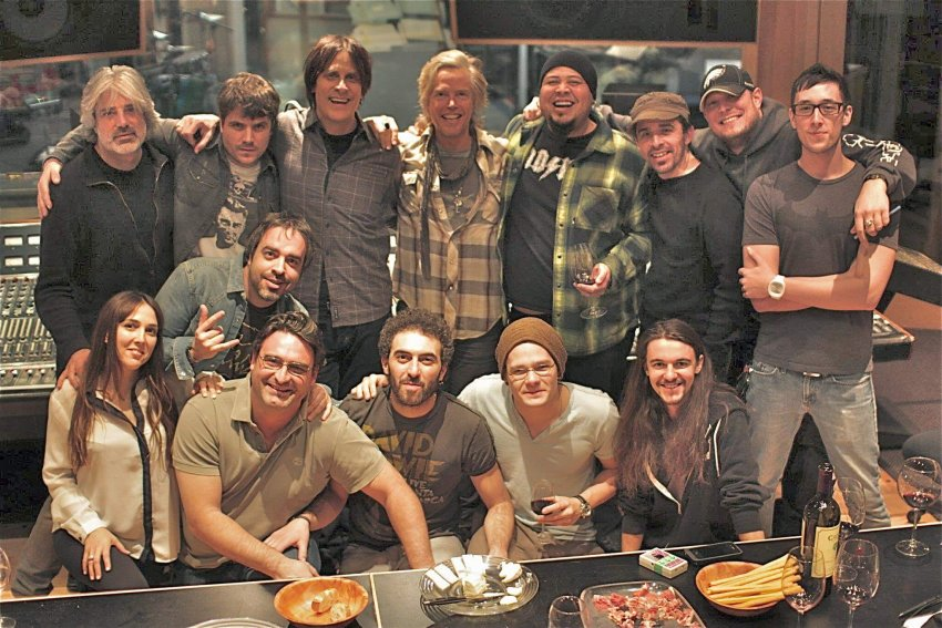 Dani Martin & Paul McCartney's Band