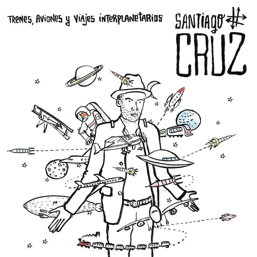 Santiago Cruz - Café con Abrazo (ft. Pedro Capo)