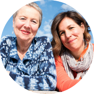 Co-directors of Red School, Alexandra and Sjanie have developed a radical new approach to women's health and well-being, creativity, leadership and spiritual life based on the power of the menstrual cycle.
