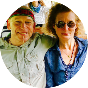 Ya'Acov and Susannah are the world-renowned creators of   Movement Medicine   .  They inspire people, with great humour, to remember who they are.