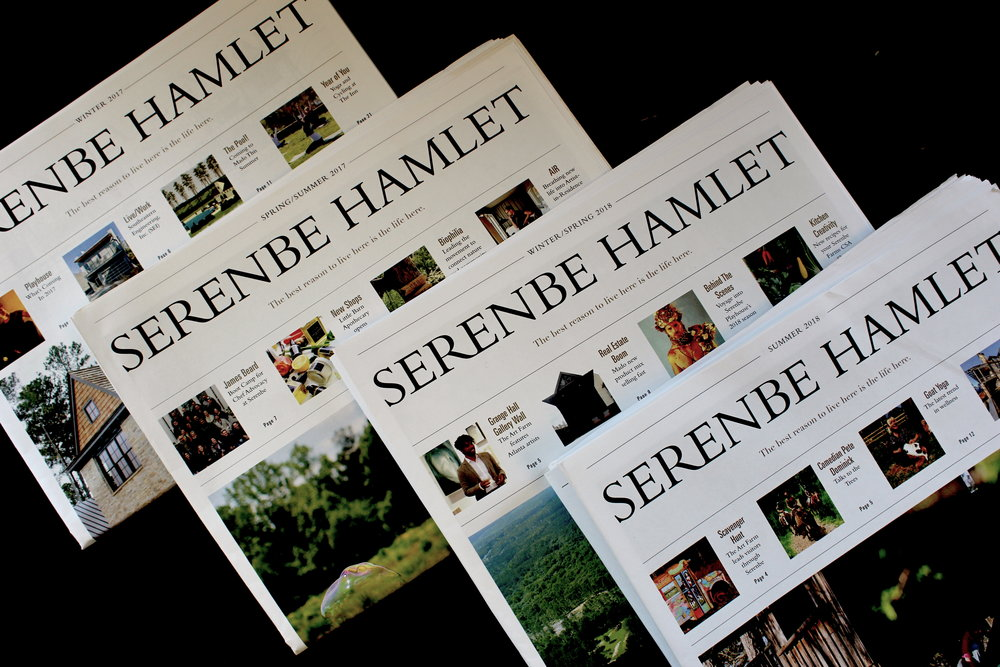 Serenbe Hamlet - Step inside Serenbe homes, take a seat at the table for an artists' dinner or shop small at a locally-owned business. Take a peek in the Serenbe Hamlet and you'll see, the best reason to live here is the life here.
