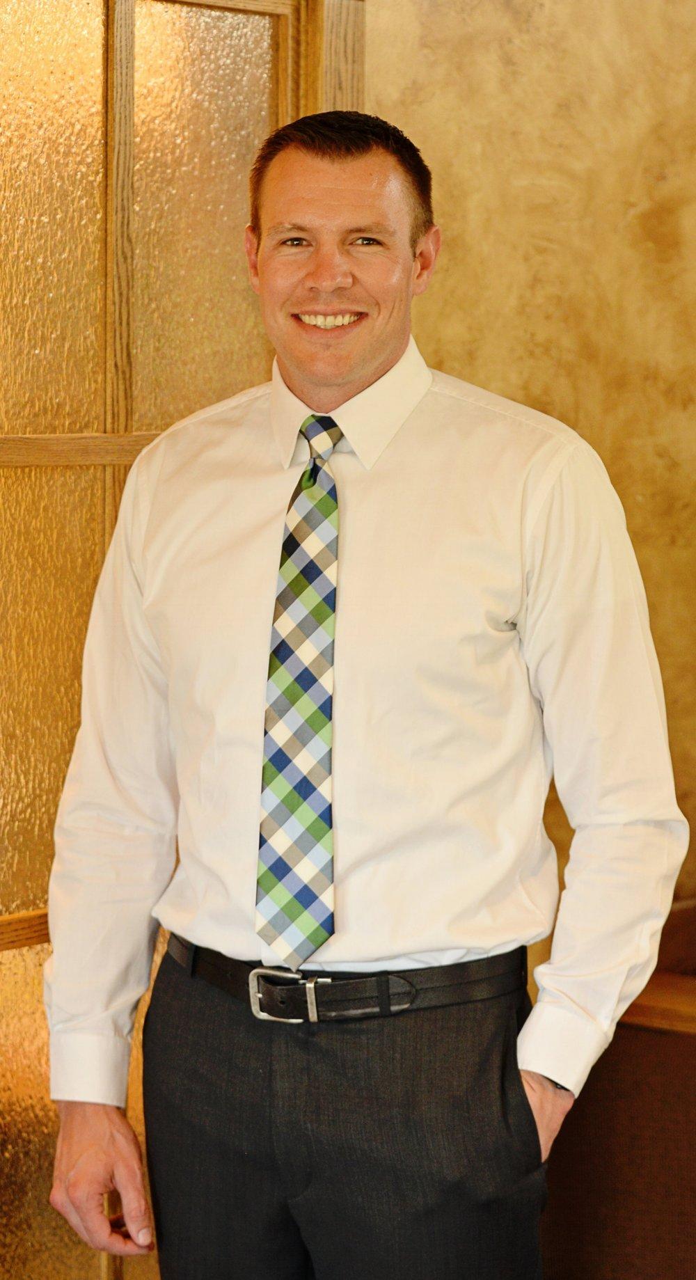 Dr. Mitch J. Driscoll from Pocatello ID
