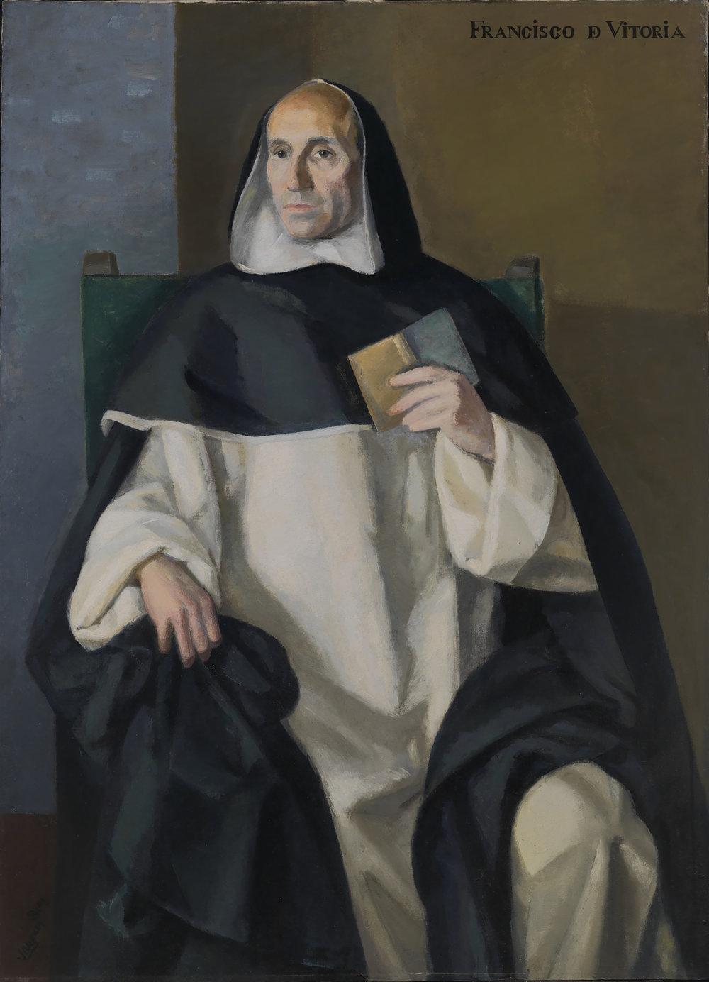 Frančišek de Vitoria (foto: americanart.si.edu)