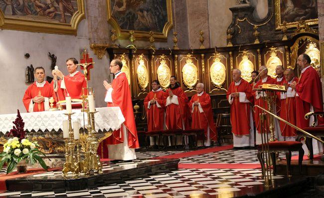 Rdeča maša v ljubljanski stolnici 2018 (foto: druzina.si)