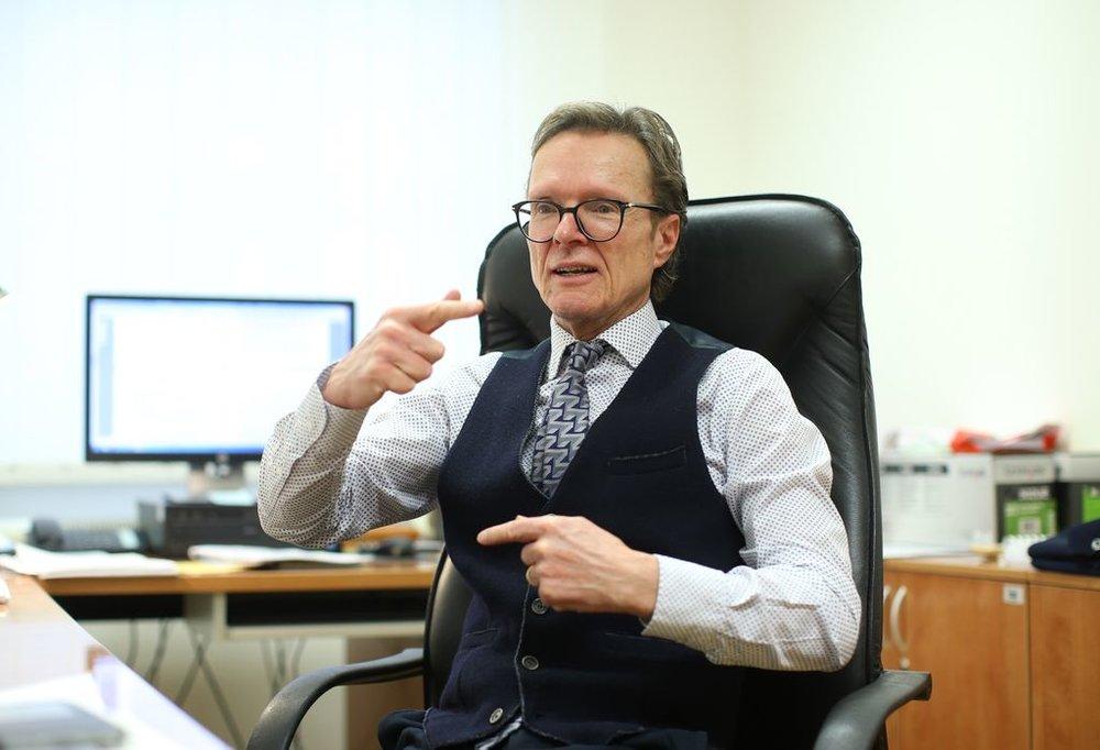 vrhovni sodnik Jan Zobec (foto: Delo)