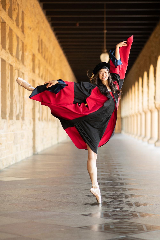 The most unorthodox graduation photoshoot Frank Chen ever did.