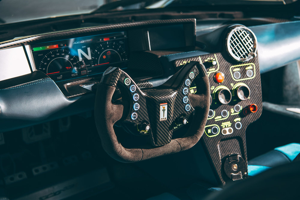 SCG 003S Cockpit