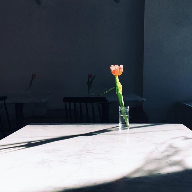 Dear friends we'll be closing a little earlier today (17:00) so that we can be home with our families. #berlinbrunch #coffee #spring #berlincoffee