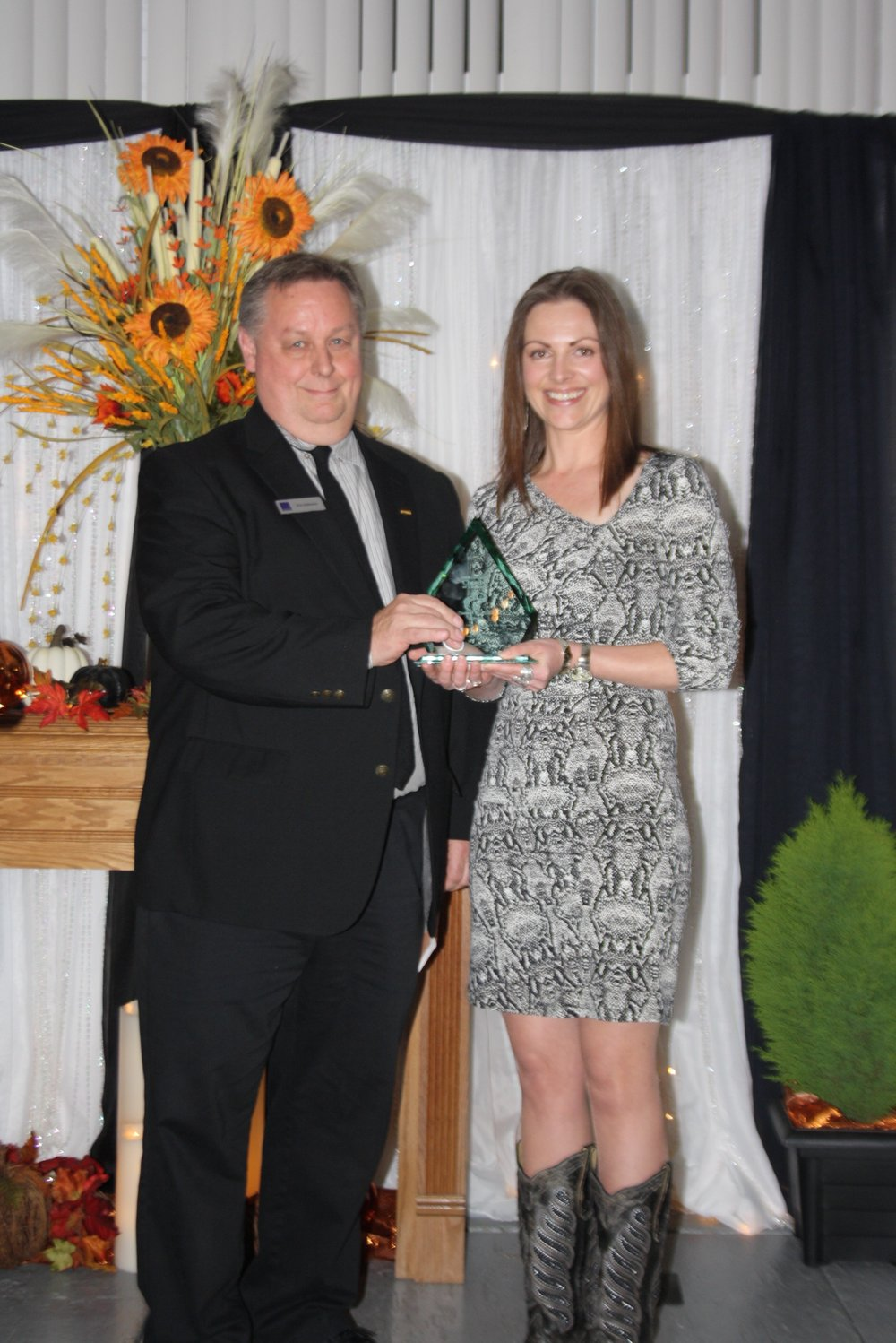 2018 Award recipient - Argyle Wines received the 2018 Food & Drink Business of the Year Award from sponsor: Eastlink