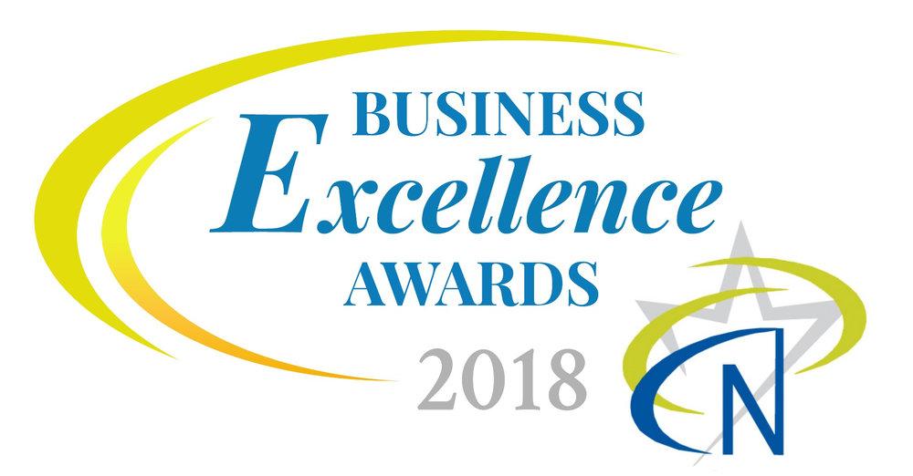 2018 BUSINESS EXCELLENCE AWARD RECIPIENT
