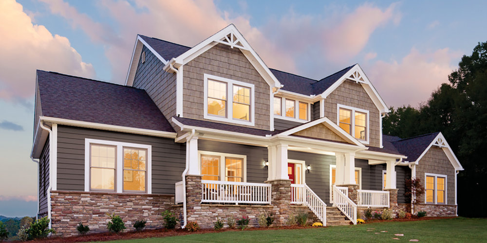 If you're looking for a cost effective option with uncompromising performance, vinyl siding is the right choice for you. Besides its versatility, vinyl siding is virtually maintenance free. Genesee Lumber stocks white double 4 clapboard for your everyday needs.