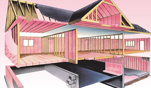 For optimum thermal control with long term performance, Genesee Lumber stocks EcoTouch® Pink® Fiberglass Insulation faced, unfaced and in batts. We also offer loosefill insulation for an easier install with impeccable performance.