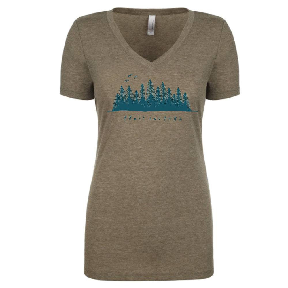 Altra Olympus 3 - Who doesn't love slipping into a super soft tee after a long workout on the trails? Comfort is king, and sporting a rad Trail Sisters Peaks Graphic Tee doesn't hurt either. **Limited Availability**Apparel