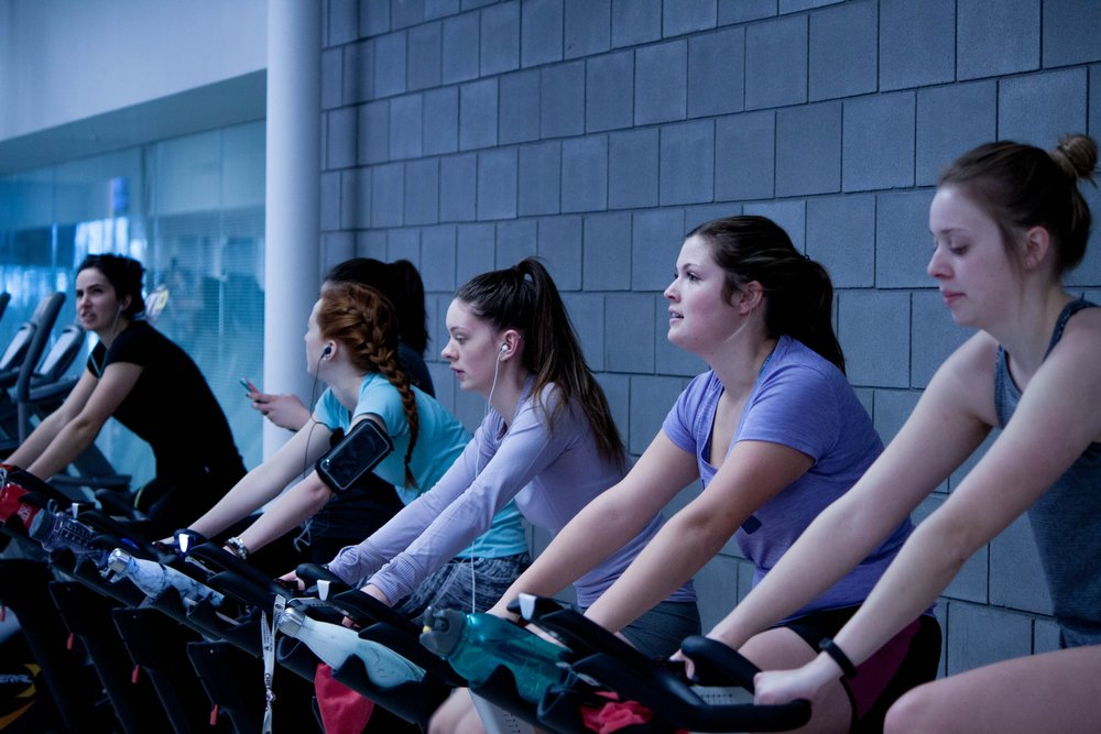 Cycle - Take the ultimate ride! Cycling incorporates cycling, choreography and motivational coaching techniques to give you a completely safe, aerobic and adrenaline pumping ride. Find out why Cycle is totally addictive! ** Limited spaces so grab a tag from reception to secure your spot.Duration - 45mins